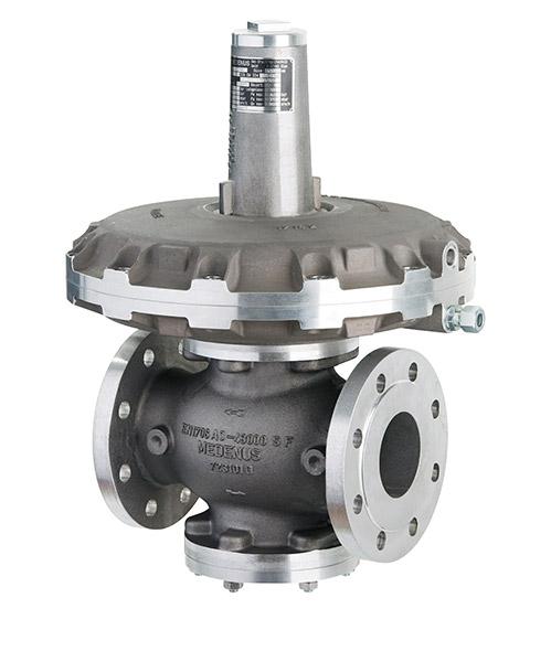 Trykregulerings gas ventil