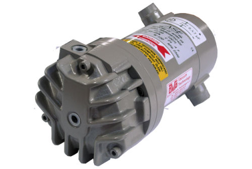We Introduce A New And Small Vacuum Pump In 24V DC Execution. The So Called  SA.3CC TV 24V CC, Which Is A Rotary Vane Pump.